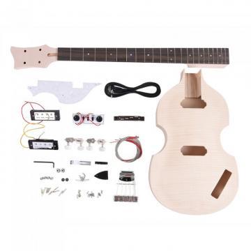 Custom Shop Unfinished Hofner Bass Kit