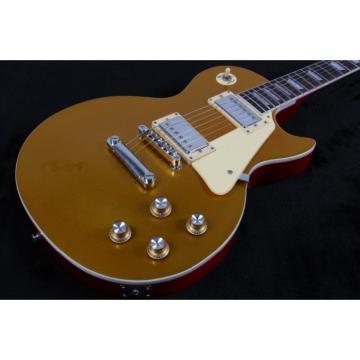 Custom 1956 Goldtop LP Electric Guitar One Piece Neck