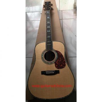 Martin D45 D-45 dreadnought acoustic-electric guitar