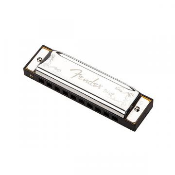 Custom Fender Blues Deluxe Harmonica Key of G