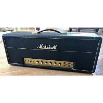 Custom Marshall Super 100JH Jimi Hendrix Signature Head 2006 Black & Gold