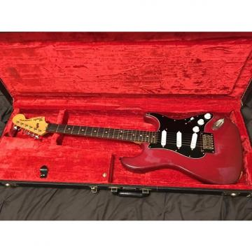 Custom Fender Stratocaster 1979 Red