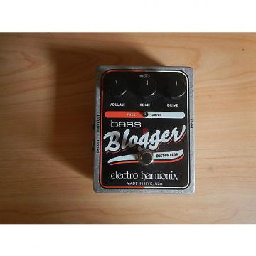 Custom Electro-Harmonix Bass Blogger fuzz/distortion pedal