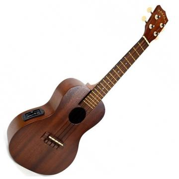Custom Makala MK-CE Concert Ukulele with EQ