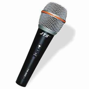 Custom JTS TM969 Microphone w/ Cable No Case