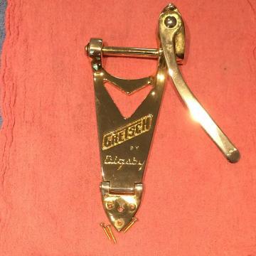 Custom Gretsch Bigsby B6G Vibrato Gold