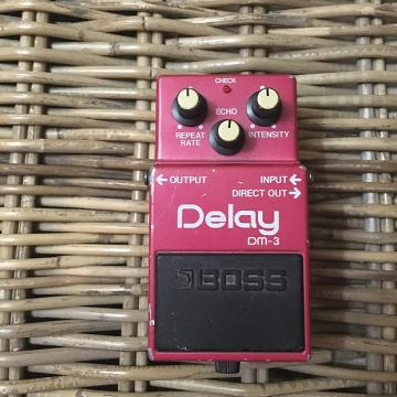 Custom Boss DM-3 Analog Delay (MIJ 1980's)
