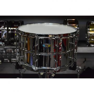 "Custom Ludwig Supralite 8""x14"" Snare Drum"