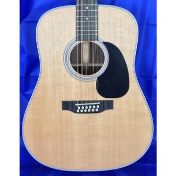 Custom Martin Standard D12-28 12 String Rosewood Acoustic Guitar w/ OHSC Natural