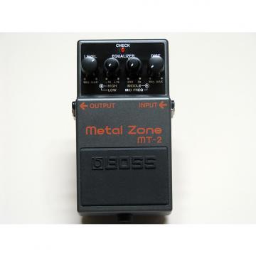 Custom Boss MT-2 Metal Zone