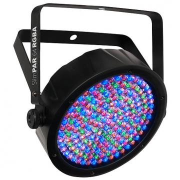 Custom Chauvet DJ SlimPAR 64 RGBA LED Par Light