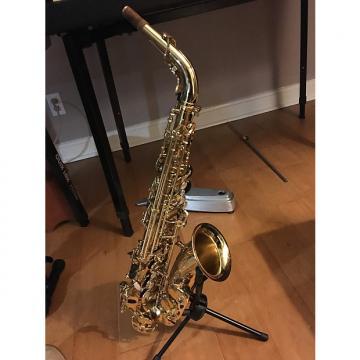Custom Yanagisawa A991 Alto Saxophone