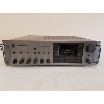 Custom Carver MXR130 Magnetic Field Power Amplifier (For Repair)