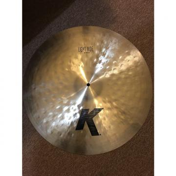 Custom Zildjian K light Ride 22