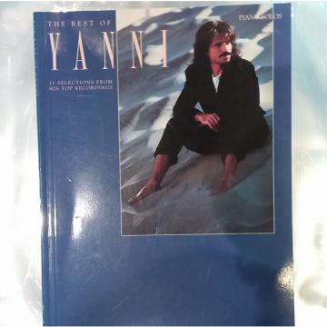 Custom The Best of Yanni: 11 Selections from his top recordings
