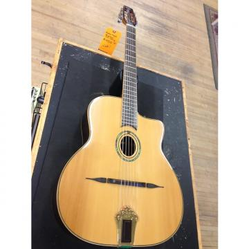 Custom Gypsy Style Acoustic Silk String Unknown