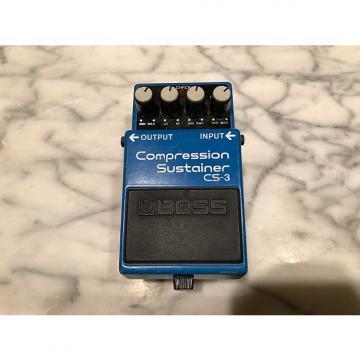 Custom Boss CS-3 1991 Blue