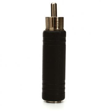 Custom Hosa GPR-104 TSF to RCA Adapter