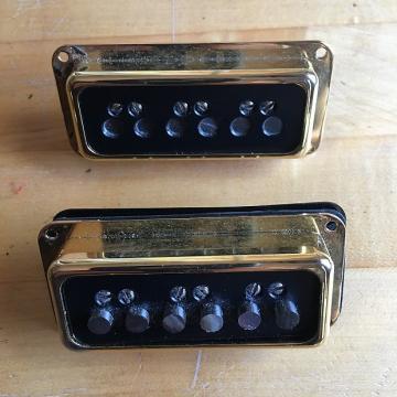Custom Gretsch/Lindy Fralin re-wound Dynasonic Pickups RWRP