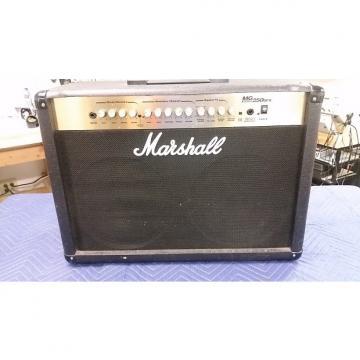 Custom Marshall MG250DFX 2002 Black / Gold