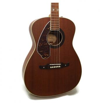 Custom Fender Tim Armstrong Hellcat Concert Left-Handed Acoustic-Electric Guitar