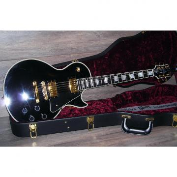 "Custom 2006 Gibson Les Paul Custom ""Black Beauty"" with OHSC"