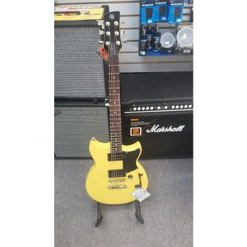 Custom Yamaha Revstar RS320 Yellow