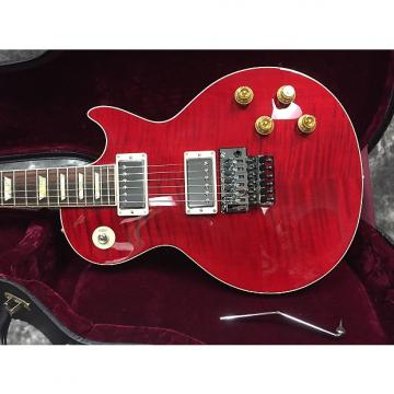 Custom Gibson LPAXRCCF  Alex Lifeson Les Paul Axcess  2015 - Royal Crimson