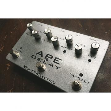 Custom Bomes Ape Delay - Warm TAPE Echo Tones