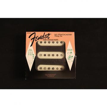 Custom Fender American Select Solderless Stratocaster Pickups