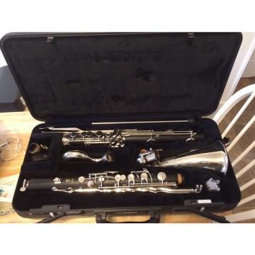 Custom Yamaha YCL-221 Bass Clarinet Two Piece Body Like New
