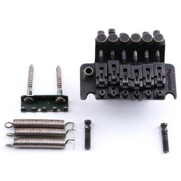 Custom Floyd Rose Original (Made In Germany) Tremolo Black Finish BR-4365
