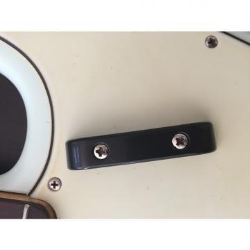 Custom Fender 1962 Jazz Bass Precision Thumb Rest and original Screws J P 1962 Original