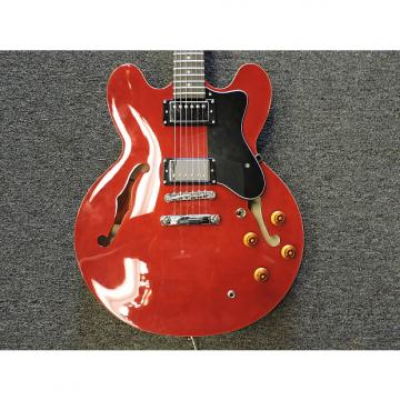 Custom Epiphone Dot Cherry Red Electric Guitar