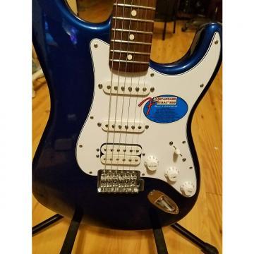Custom Fender Stratocaster HSS MIM 2007 Rare Blue