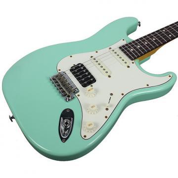 Custom Suhr Classic Antique Guitar - Surf Green, HSS