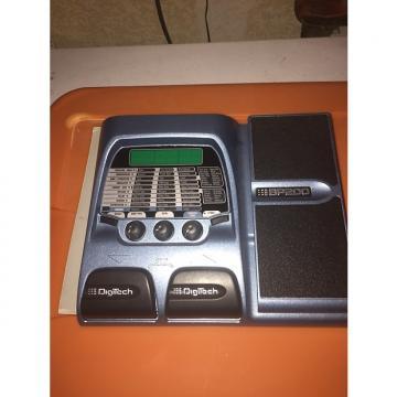 Custom Digitech Bp-200  multi effects bass pedal