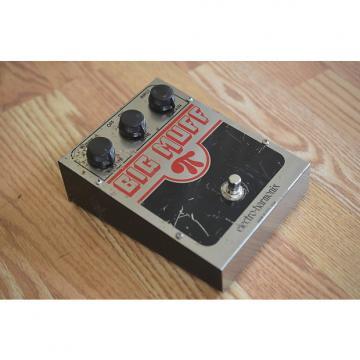 Custom Electro Harmonix Big Muff Pi V3 Rare No AC 1975 Red / Black