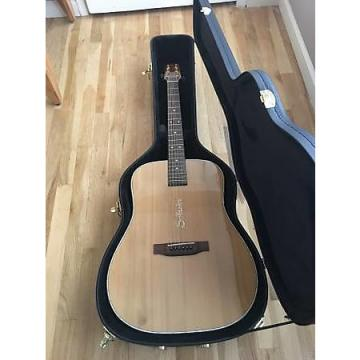 Custom Boulder Creek Solitaire electric/ acoustic Hardshell Case included MINT