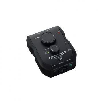 Custom Zoom U-22 Handy Audio Interface