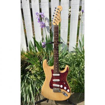 Custom FENDER American Stratocaster Natural Ash Custom Shop Pickups