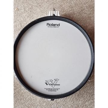 "Custom Roland PD-125BK V-Pad 12"" Dual-Trigger Mesh Drum Pad"