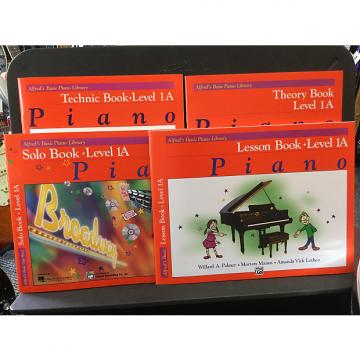 Custom Alfreds Basic Piano Library Level 1A - Technic