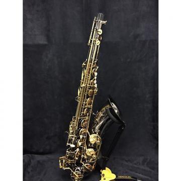 Custom Selmer La Voix II Tenor Saxophone 2016 Black Lacquer