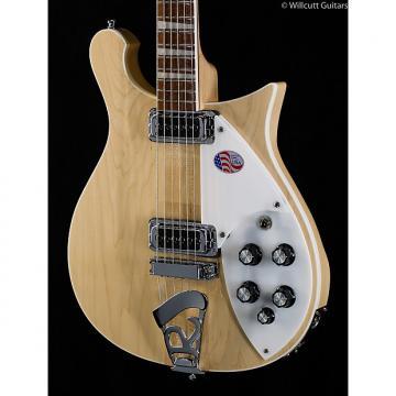 Custom Rickenbacker 620 Mapleglo (753)