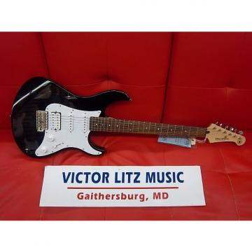 Custom Yamaha Pacifica Electric Guitar Black PAC012