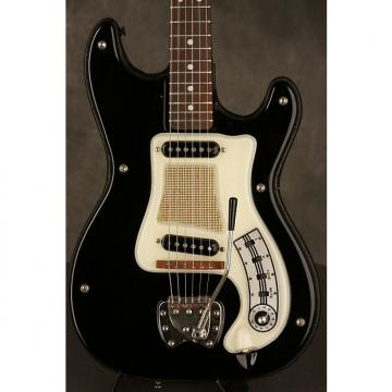 Custom Hagstrom  I Guitar made in Sweden 1960s Black