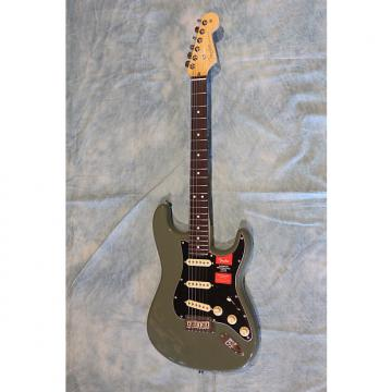 Custom Fender American Pro Stratocaster Antique Olive