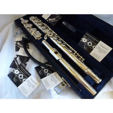 Custom Yamaha 361H Flute *Silver head joint *Open Hole *Offset G *B foot