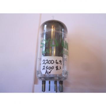 Custom VINTAGE 12AU7  12AT7 RCA Sylvannia  tubes Hickok audio tested strong/ guitar amp fender vox 1960's